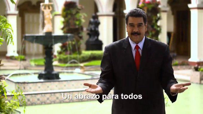 Nicolás-Maduro-en-el-mensaje-II