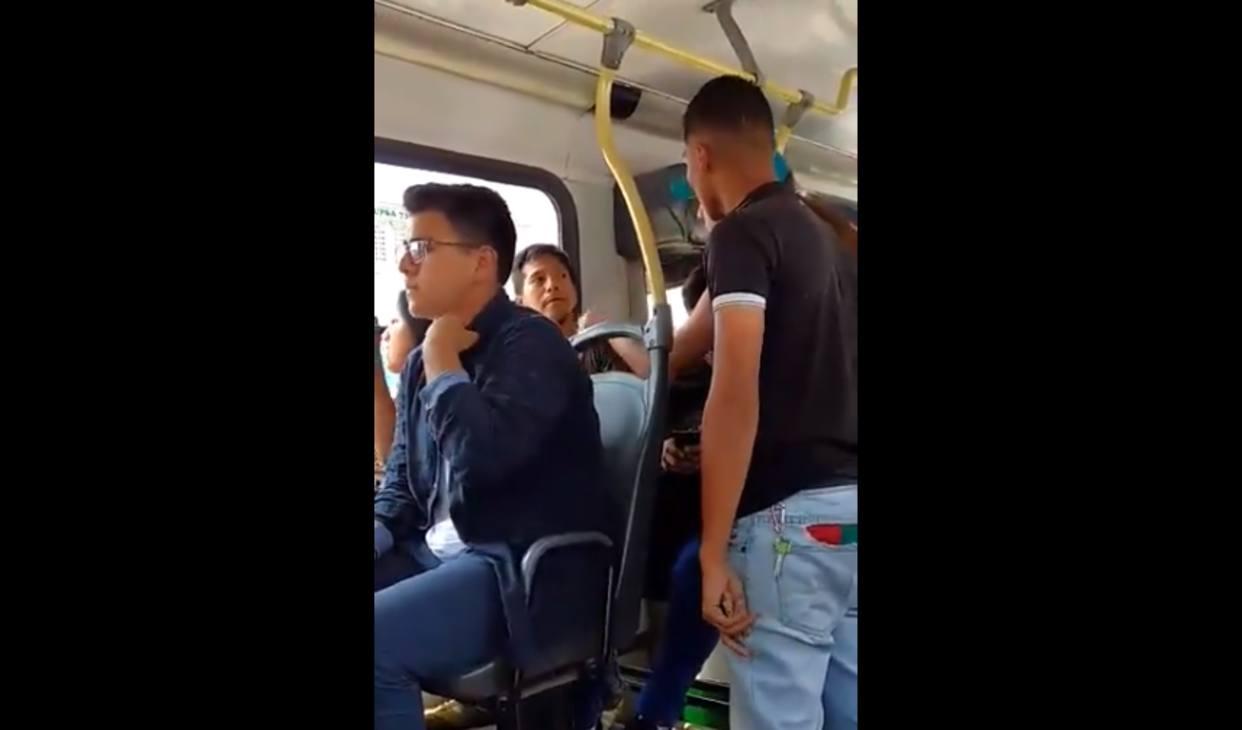 Pelea entre migrante venezolano y ciudadano peruano conmocionó las redes