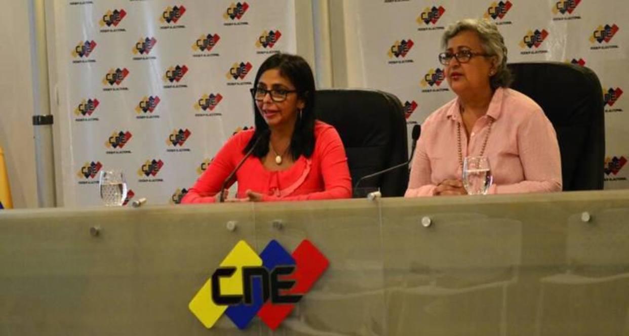 CNE descarta unir presidenciales y parlamentarias… Maduro y Diosdado a dejar los inventos