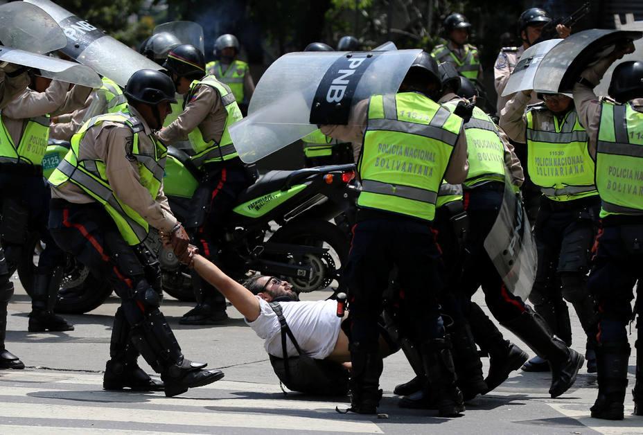 detenciones políticas