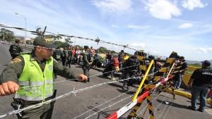 Brasil cierra frontera a migrantes venezolanos