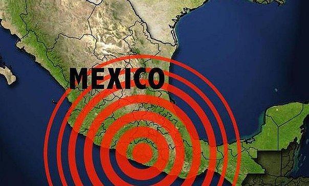 ¡Urgente!… Sismo de 7.2 sacude a México nuevamente