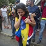 venezolanos descontentos