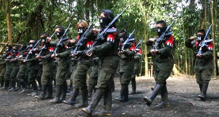 Colombia advierte que guerrilla actúa en Venezuela y esperan reacción del gobierno