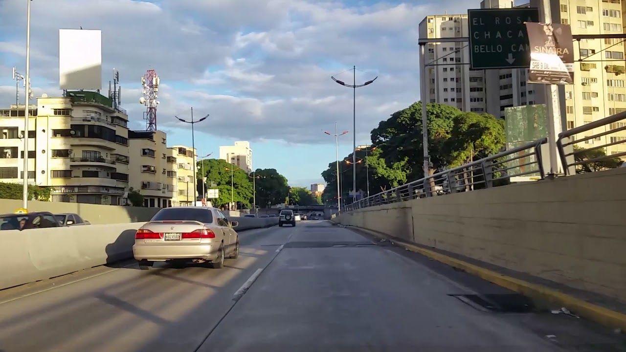 Hombre descuartizó a un perro en plena avenida Libertador de Caracas (Video)