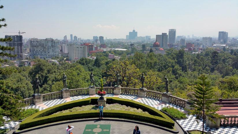 Bosque de Chapultepec, en la Ciudad de México. / Flickr.com / Jorge Elías