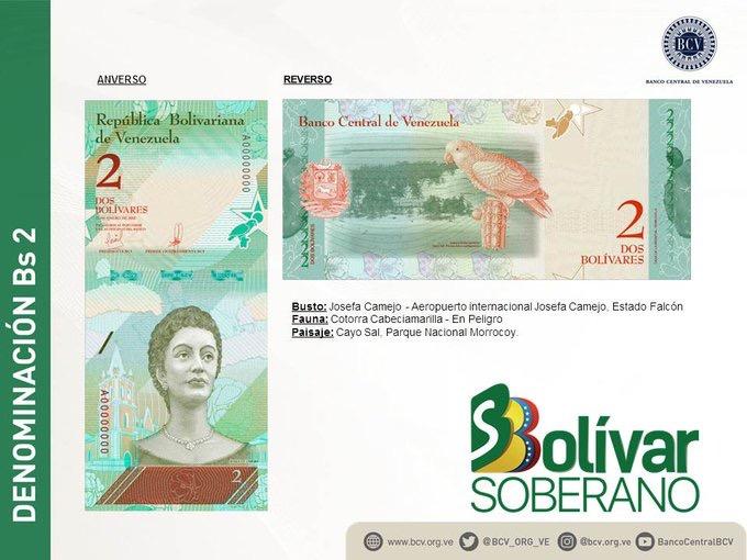 BOLIVAR SOBERANO 1