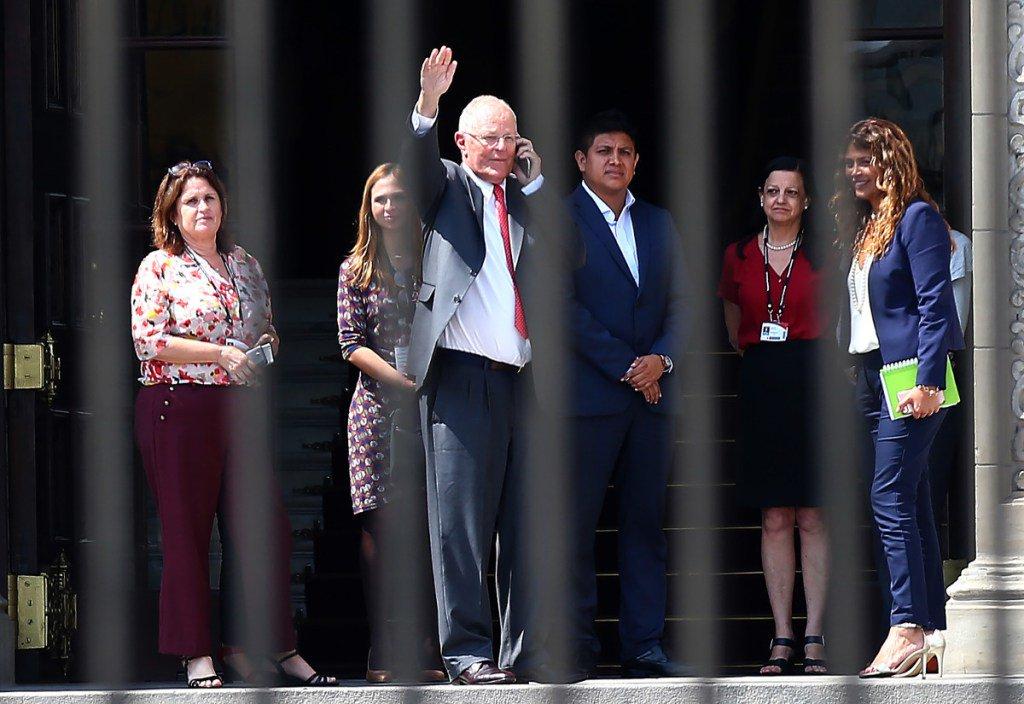 Renuncia presidente de Perú, Pedro Pablo Kuczynski (Video)