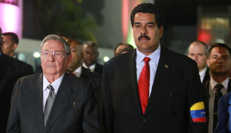 Raul-Castro-Nicolas-Maduro