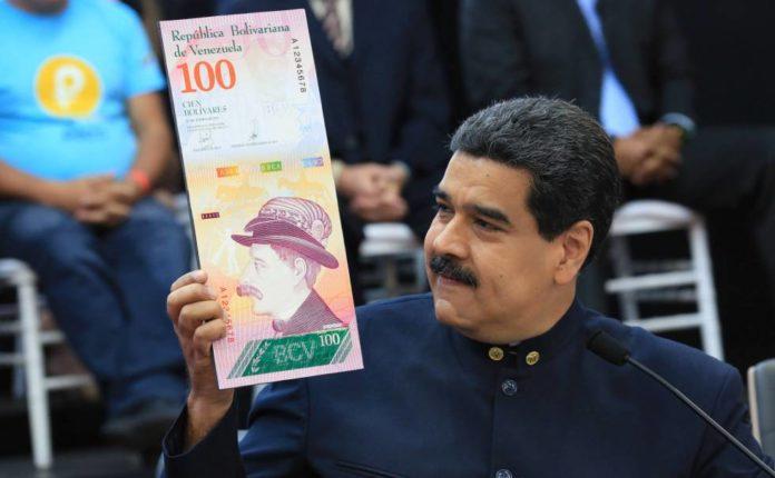 Reconversión monetaria: La medida desesperada de Maduro para tapar la inflación
