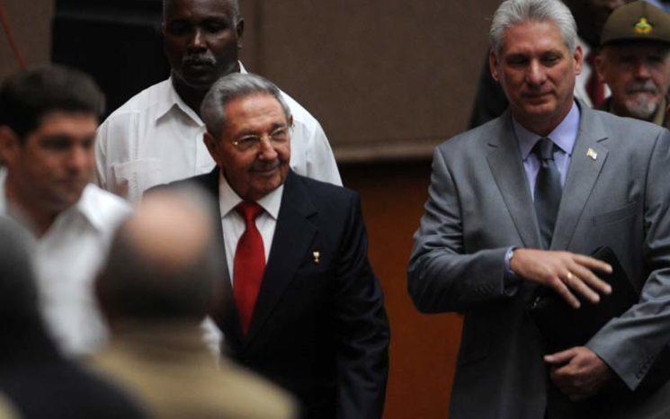 Nuevo parlamento cubano nombra a Miguel Díaz-Canel  sucesor de Raúl Castro