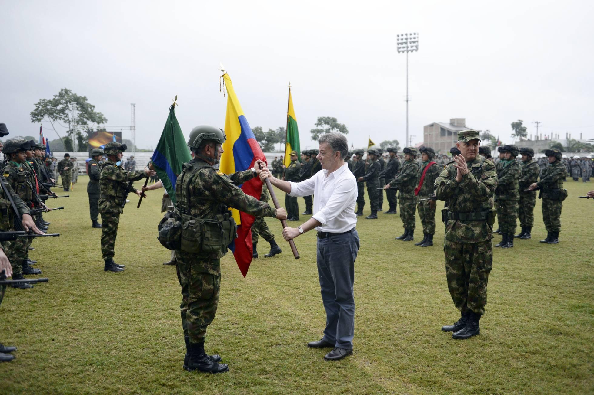 Foto: JUAN DAVID TENA PRESIDENCIA COLOMBIA