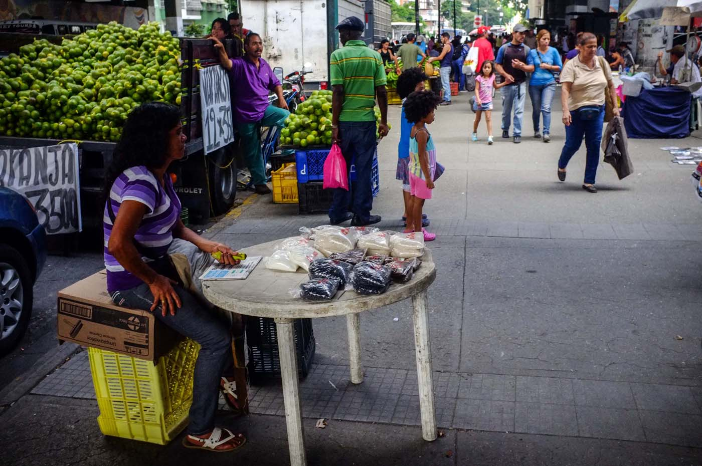 Desenfrenada: Canasta Alimentaria superó los 50 millones en marzo