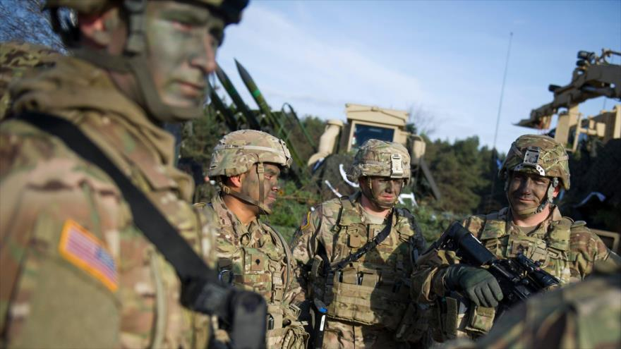 Donald Trump ordena al Pentágono preparar la salida de las tropas de Siria w