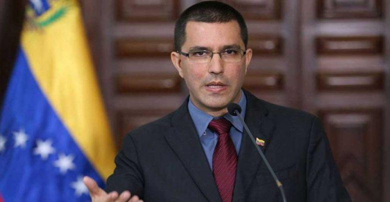 Arreaza afirma que EEUU no tiene moral para defender los DDHH