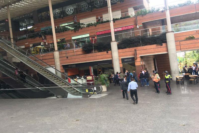 """Escolta de la hija de Maikel Moreno y guardia de joyería protagonizan tiroteo por """"confusión"""""""