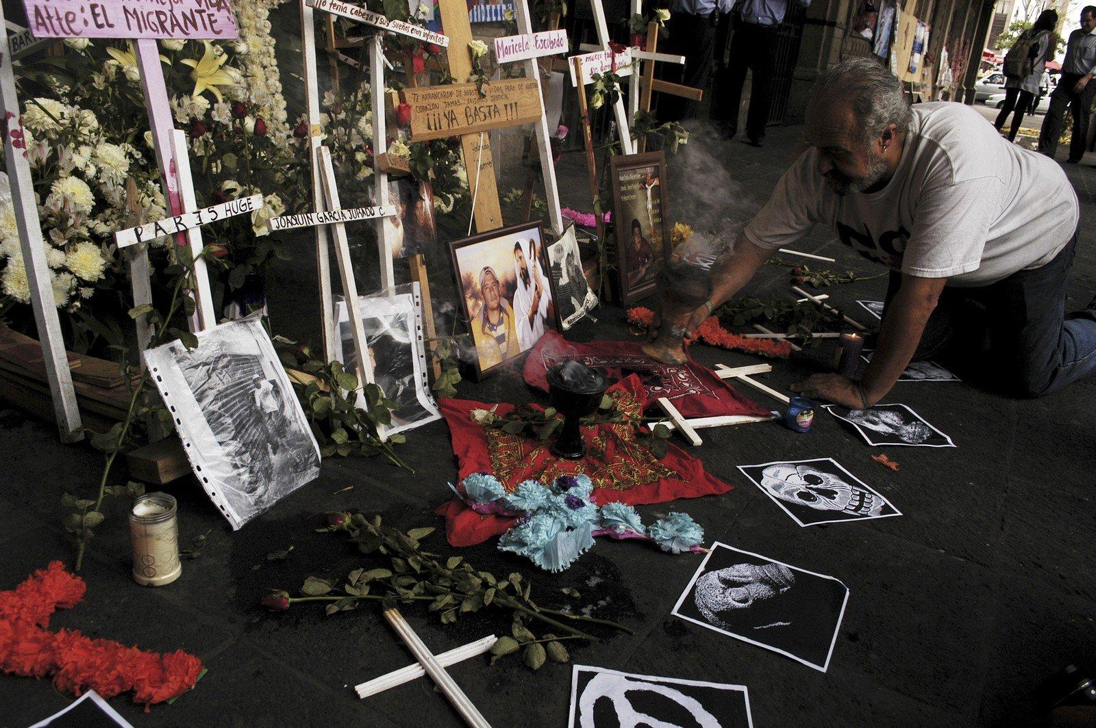 México aumenta exponencialmente la tasa de secuestro y homicidio