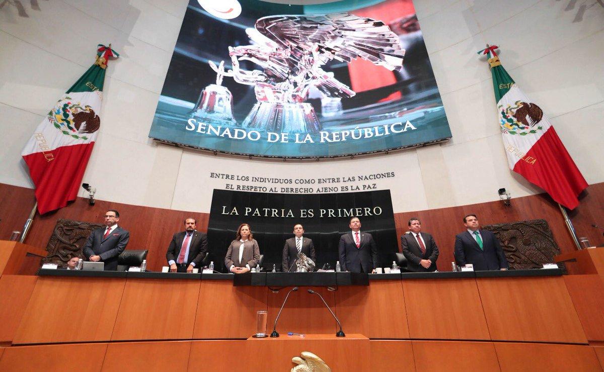 Senado mexicano pide sanciones contra funcionarios de Maduro y rechaza elecciones