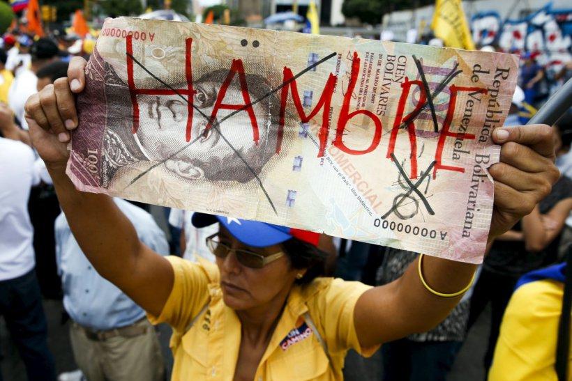 Venezuela en peor situación que laZimbabwe de Mugabe
