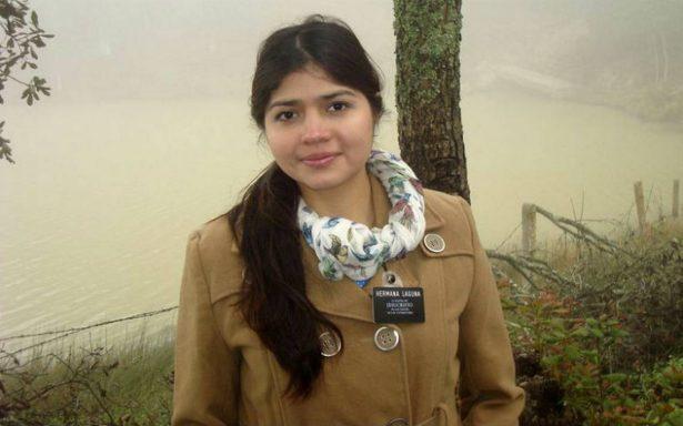 Joven mexicana Elizabeth Laguna, desaparecida en abril de 2015 / Foto: El Sol de Tijuana