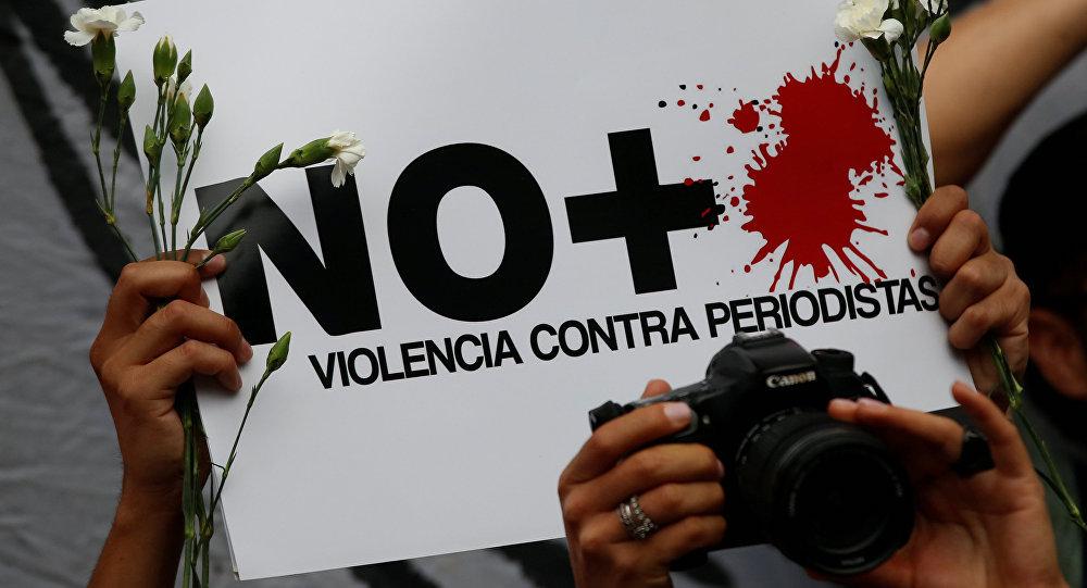 Hallan muerta a una reportera en México ¿Periodismo peligroso?
