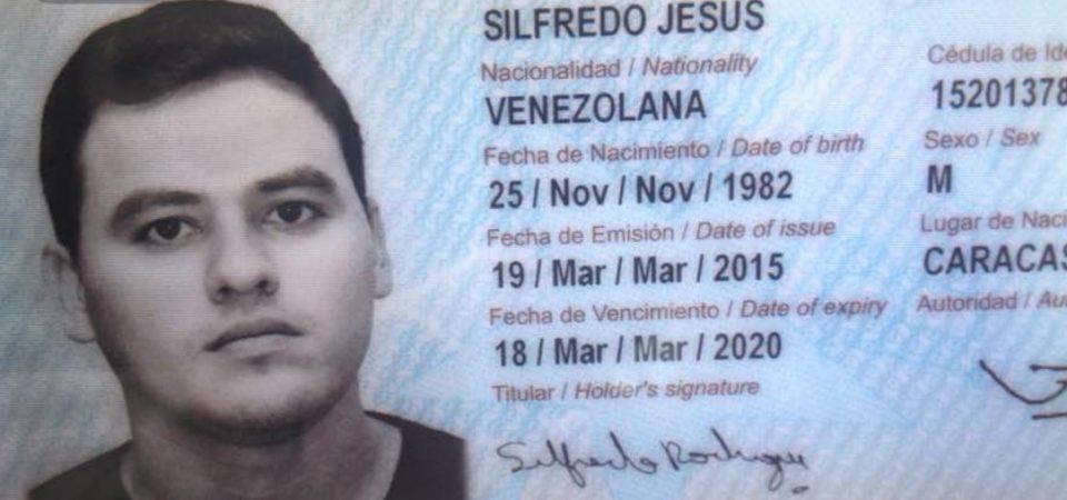 Silfredo Jesús Rodríguez Contreras, un taxista de 34 años que fue hallado sin vida con un disparo en la cabeza el jueves cerca de un puente en la parroquia Coche  del municipio Libertador de Caracas / Foto: Mundo24