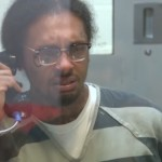 Jonathan Allen habló desde la cárcel (captura de video, KTVU). Foto: El Clarin