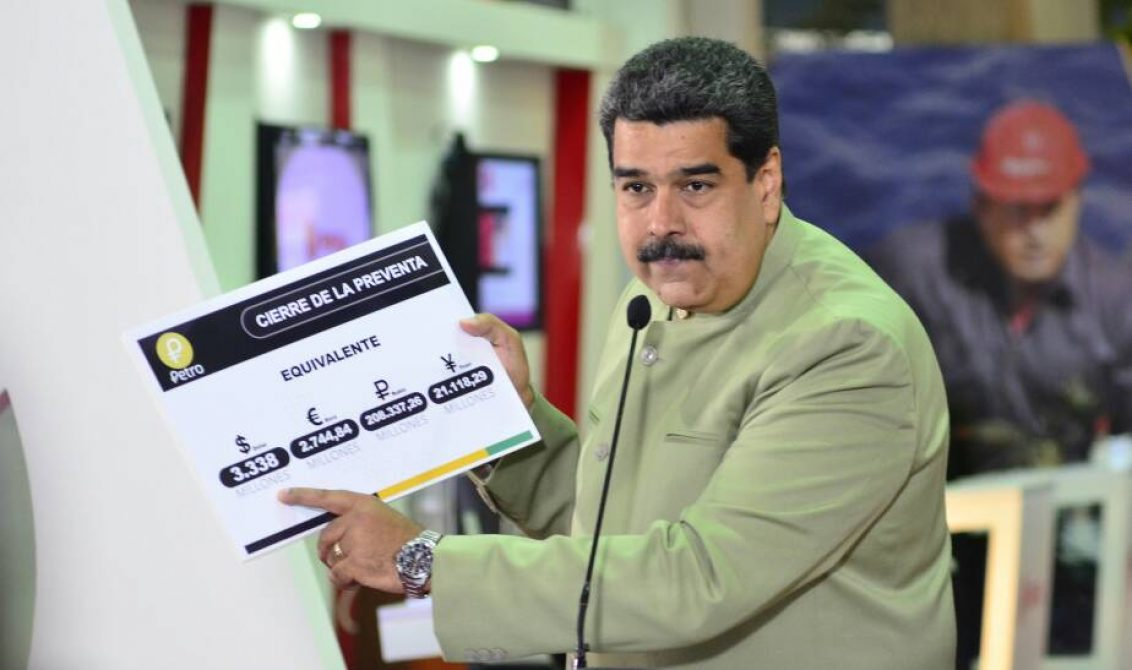 MaduroPetroAbril2018
