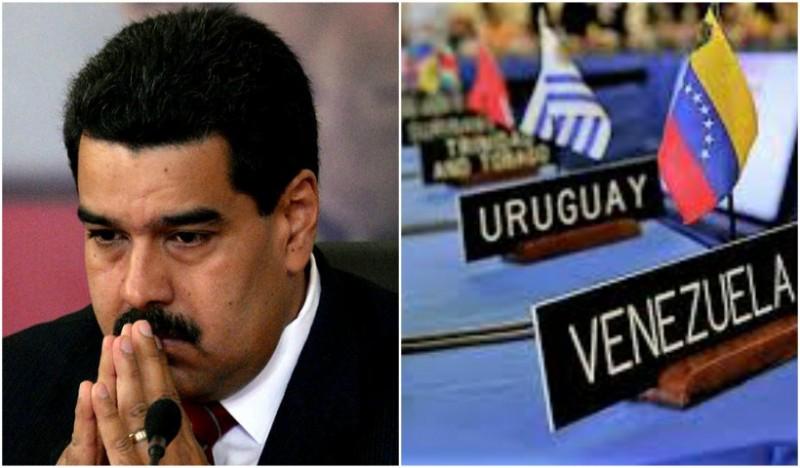 OEA y Maduro