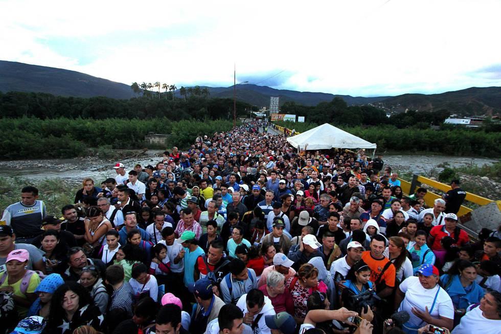 ONU espera que países de Latinoamerica sigan apoyando a los migrantes venezolanos