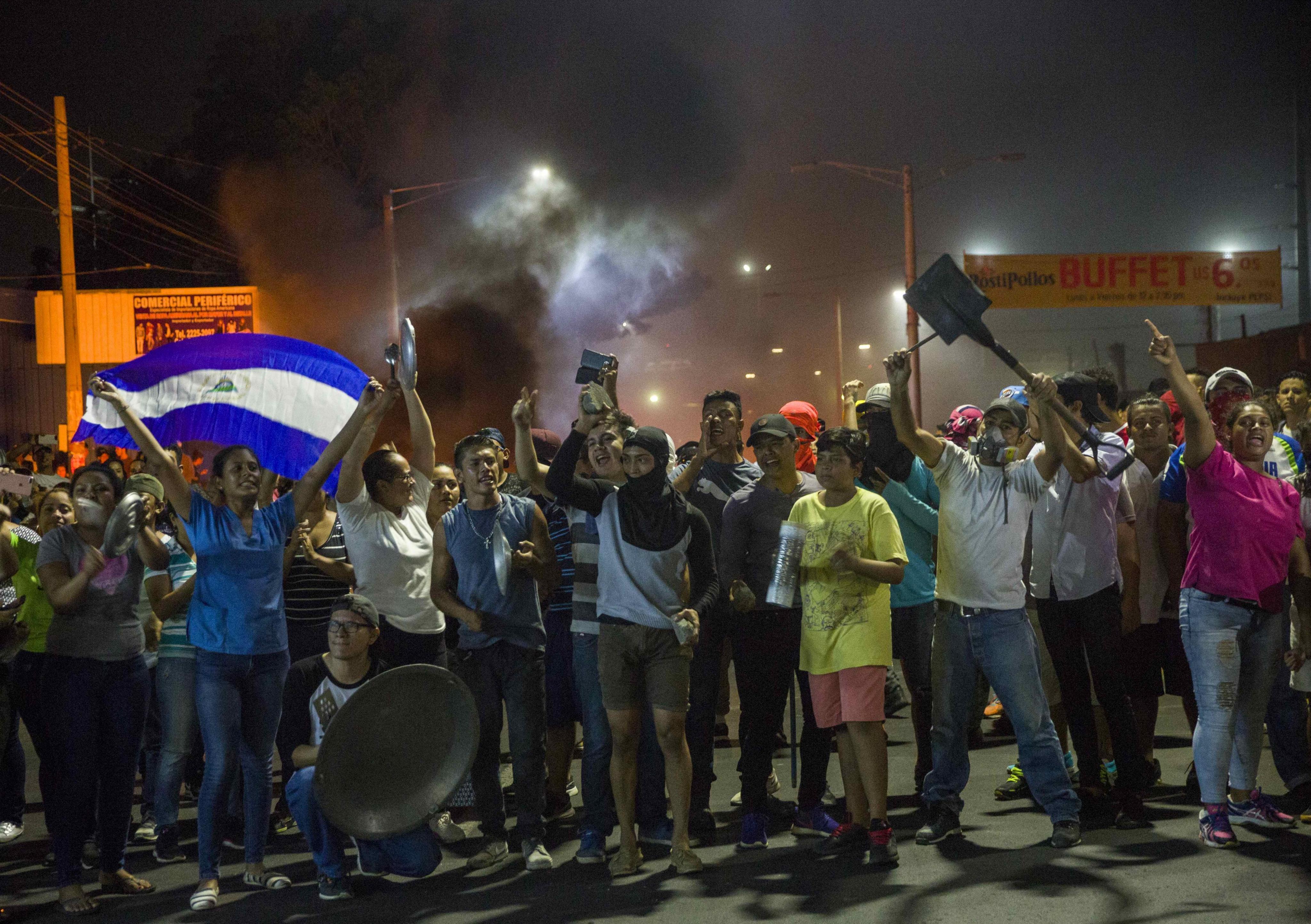 Grave situación en Nicaragua: Más de 350 muertos en tres meses de protesta