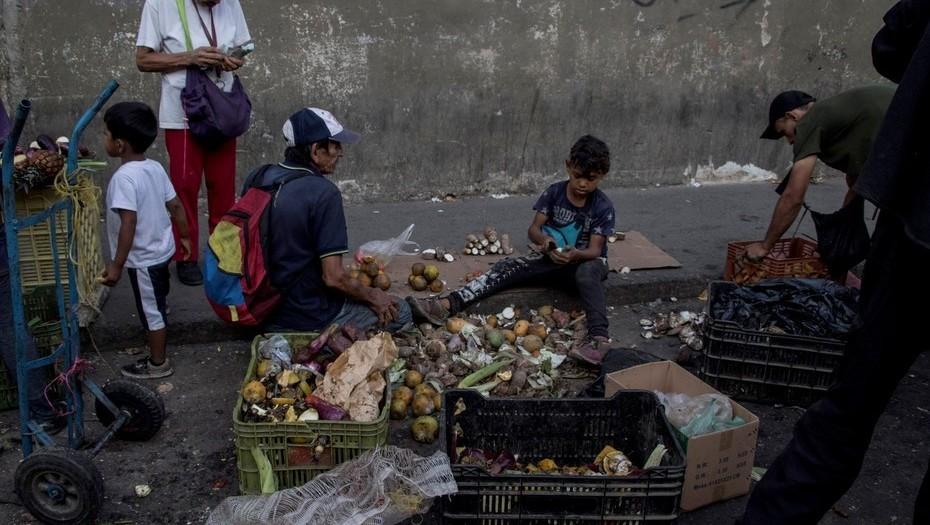 Hambre de Venezuela sería consecuencia de la corrupción madurista