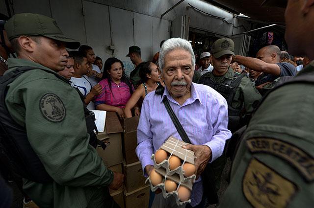 Foto cortesía de Noticias Caracol