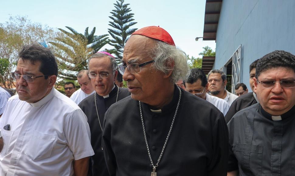 CLAR manifiesta su apoyo hacia Iglesia Católica de Nicaragua