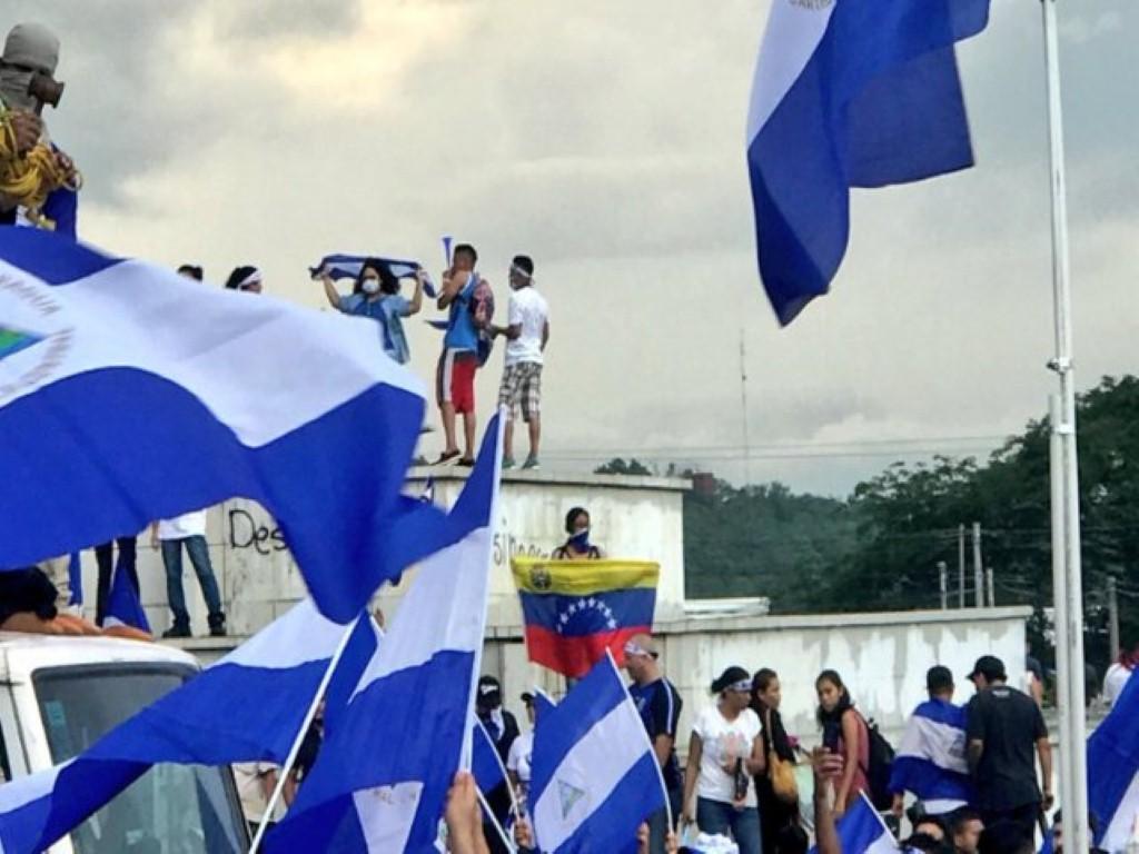 Nicaragua y Venezuela
