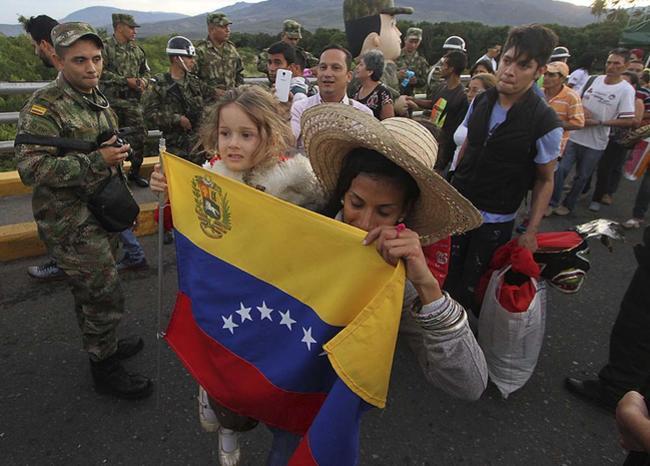 Foto cortesía de AFP