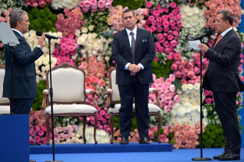 """Duque: """"Colombia debe estar preparada para ayudar a reconstruir Venezuela"""""""