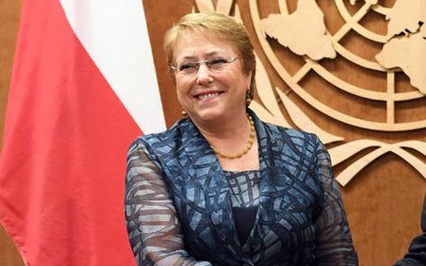 Antonio-Guterres-Michelle-Bachelet-Mercurio_LRZIMA20180808_0022_12