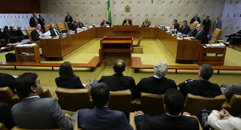 Brasil pide al Tribunal Supremo detener entrada de venezolanos
