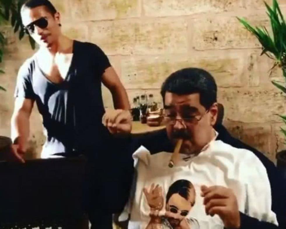 Maduro en Estambul