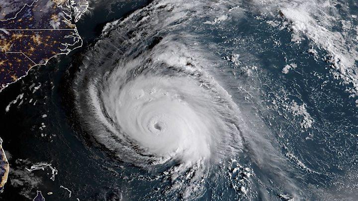 huracaán.Florence
