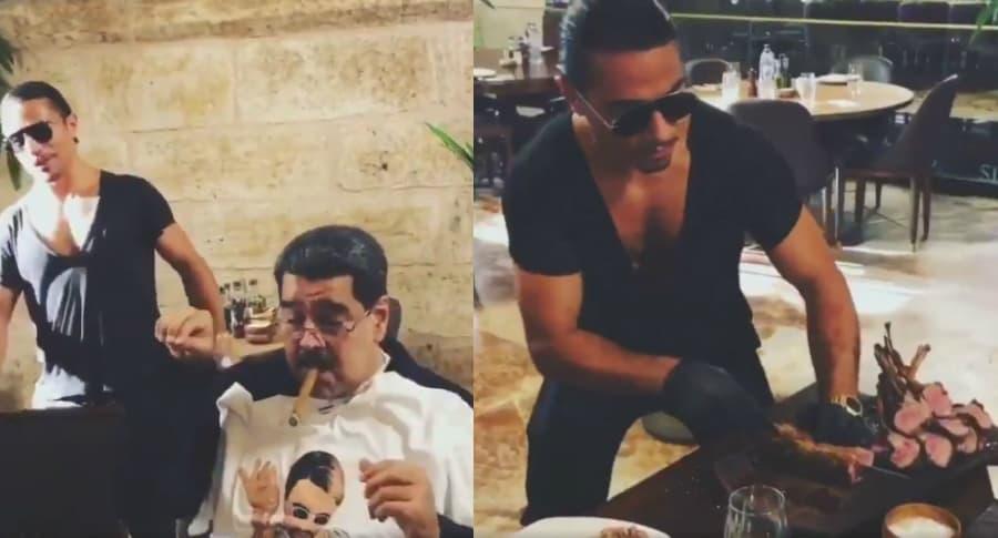 """""""Yo si volveré a Estambul"""": Maduro aseguró volvería a repetir el banquete millonario"""