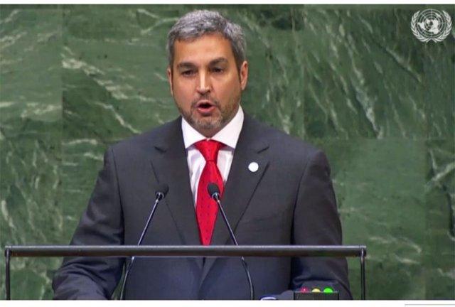 Paraguay denuncia en la  ONU abusos de poder en Venezuela (Video)