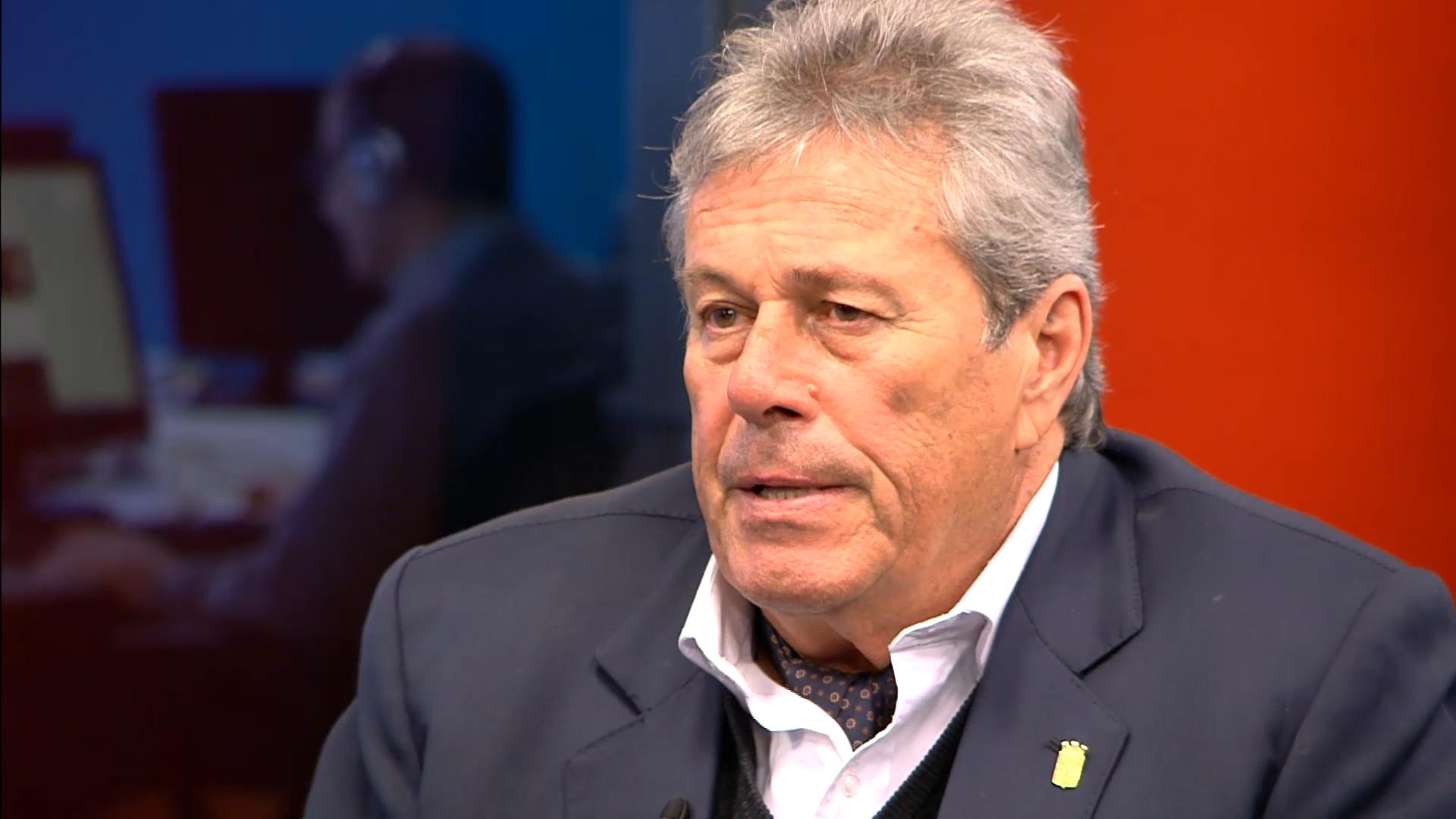 Enrique Antía, precandidato a la presidencia de Uruguay