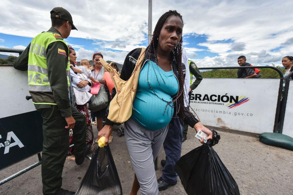 64% de los partos atendidos en hospital de Cúcuta son de venezolanas
