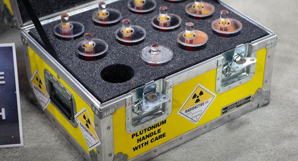 Foto: CC BY-SA 2.0 / Mooshuu / Plutonium Case