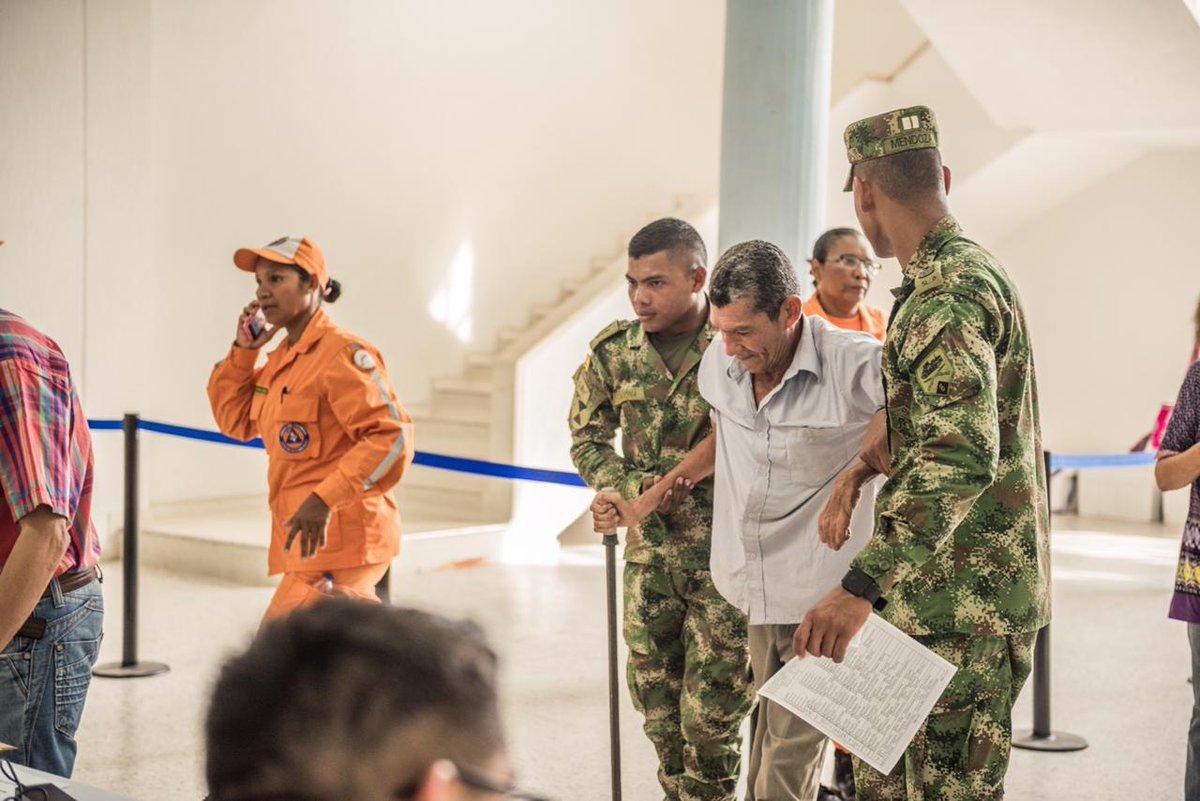 Foto: Fuerzas Militares CO