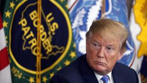 Donald Trump. EE.UU
