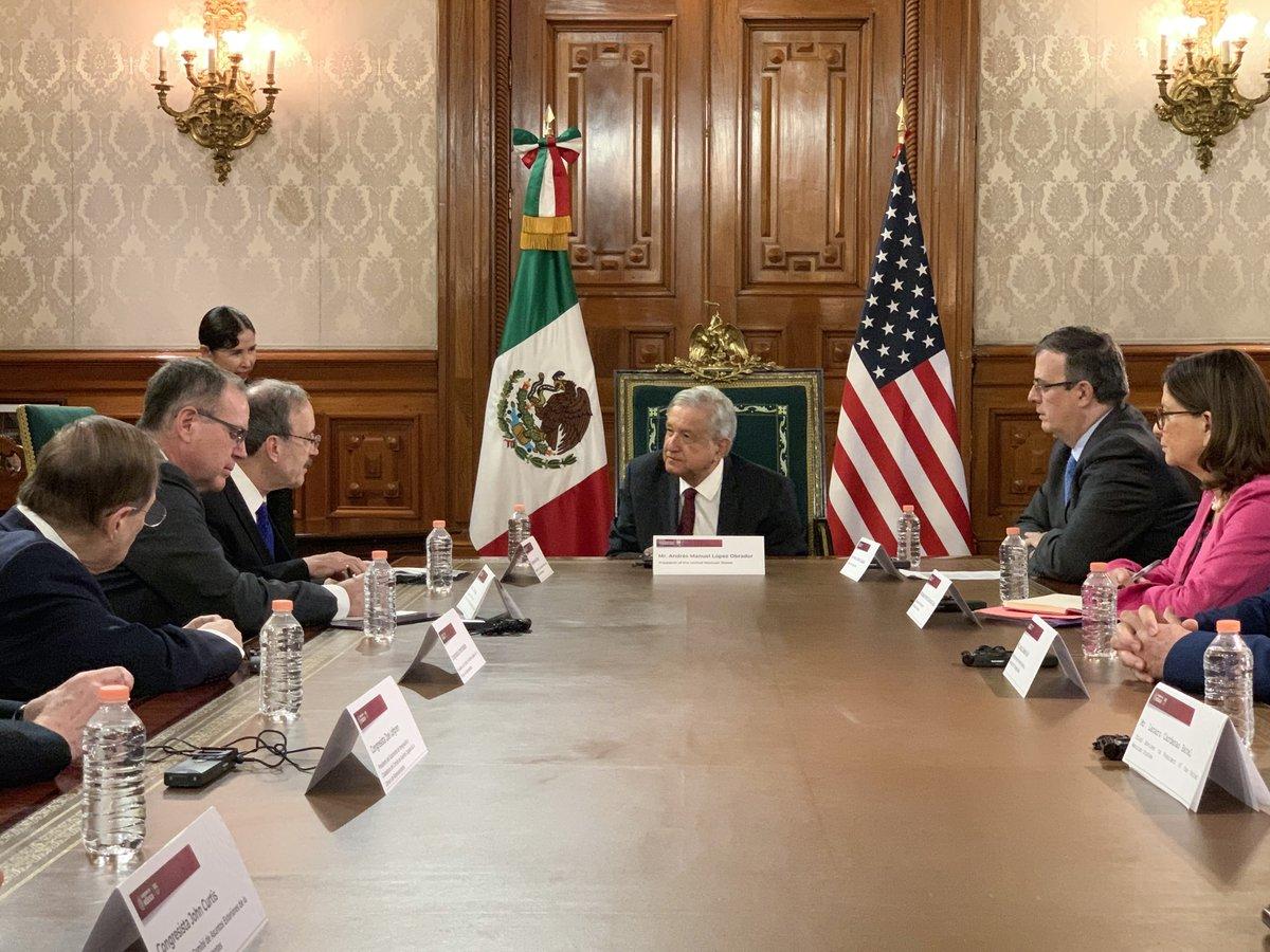 México defendió su política migratoria ante detención de 367 migrantes