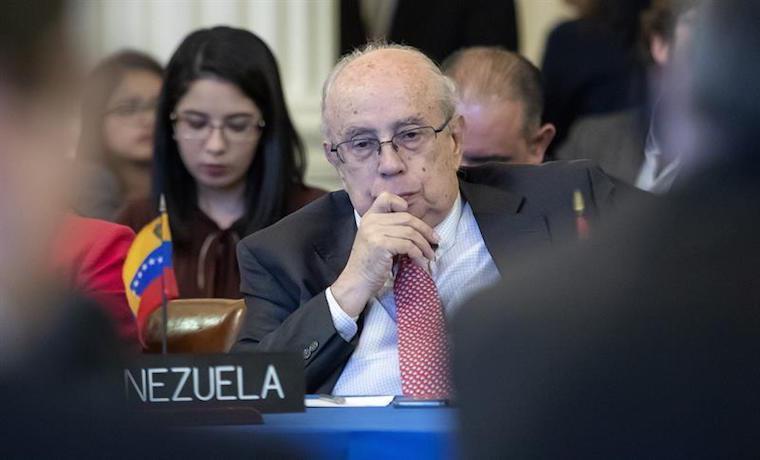 Gustavo Tarre aseguró que Venezuela regresará al sistema interamericano de derecho en su primer discurso ante la OEA
